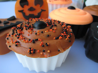 Halloween Melt & Pour Cupcake Soaps