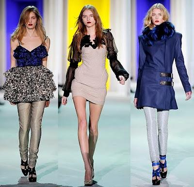 2010 Fall Fashion Week on Fashion Me Fabulous  Milan Fashion Week Fall Winter 2010