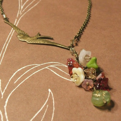 flower shop from etsy shop miabeads