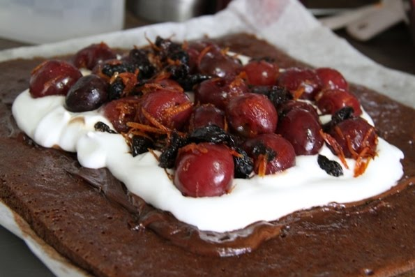 Cookies & Cakes: Jamies Black Forest Cake, Lemon Drizzle Cake, and ...