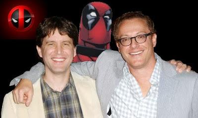 Deadpool Guión de la película