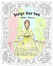 Design Your Own 1860s Dress Kit