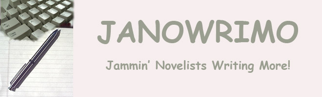 JaNoWriMo