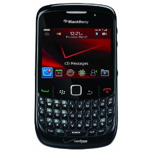 Handphone Blackberry_____: RIM BlackBerry Curve 8530 - black