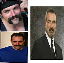 Tom Selleck Comparison Photo