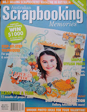 Scrapbooking memories cover for February 2011