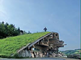 Das ErdHaus im WaldWelt-Resort