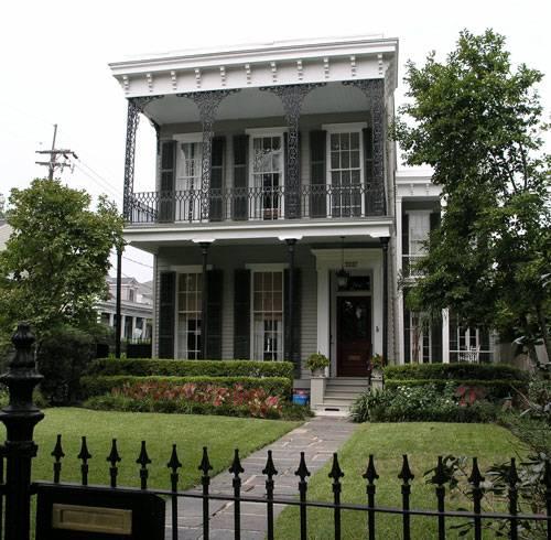 Anaviaja Garden District New Orleans Usa
