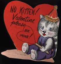 No KITTEN ! Valentine