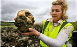 Oldest Irish Woman found at Caherconnell