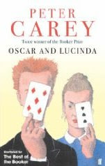 Oscar and Lucinda, by Peter Carey