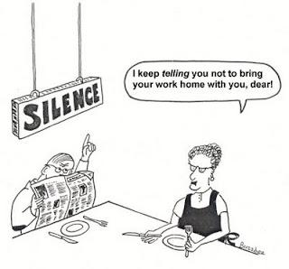 Silence by Buzzbee