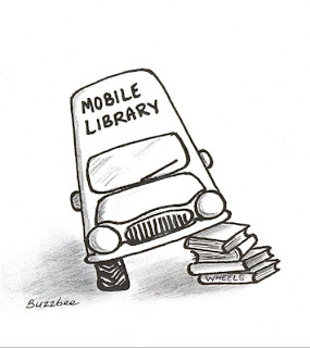Immobile Library - copyright Buzzbee