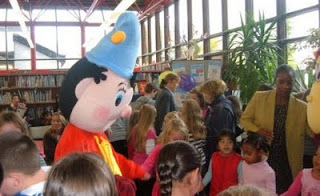 Children's Book Festival 2009 launched in Shannon