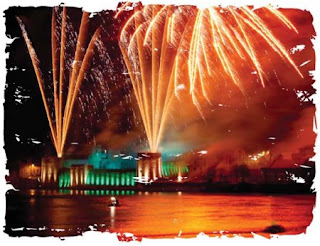 Limerick ( European City of Sport 2011) Fireworks Ceremony