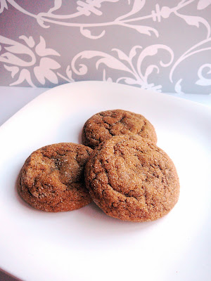 Big Soft Ginger Cookies Recipe — Dishmaps