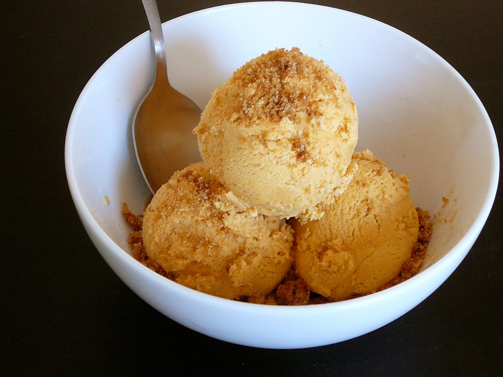 Baked Perfection: Pumpkin Ice Cream