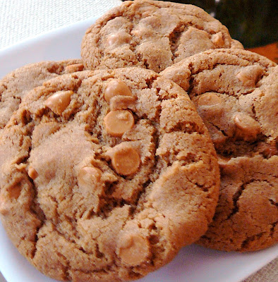 Baked Perfection: Butterscotch Gingerbread Cookies