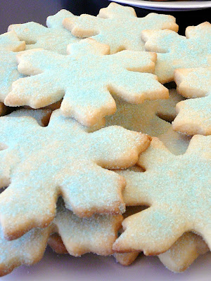 Baked Perfection Winter Sugar Cookies