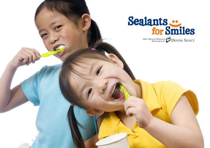 Sealants for Smiles