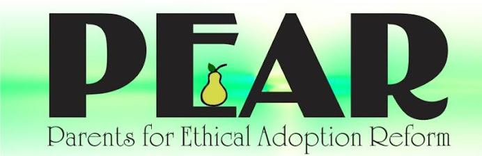 Parents for Ethical Adoption Reform (PEAR)