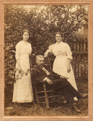 Man and Two Women