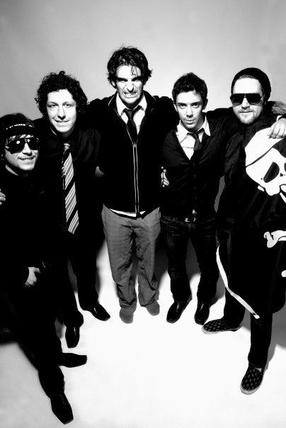 Like any good rockers, those boys are a bad influence!