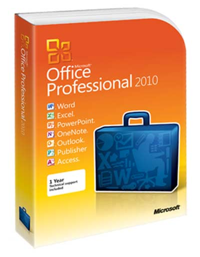 Microsoft Office Professional Plus 2010 FINAL (Español) (x86)
