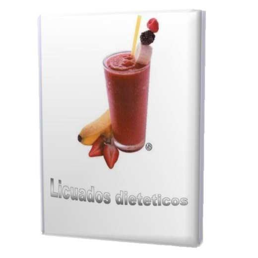 Licuados Dietéticos (Quema Grasas)