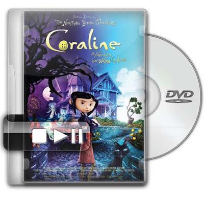Coraline y la Puerta Secreta (DVDRip)(Latino)(2009)