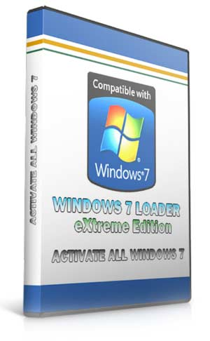 Windows 7 Loader eXtreme Edition 3.118