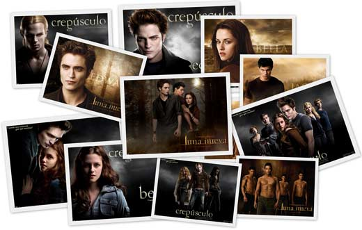 Wallpapers Saga Crepusculo (2009)