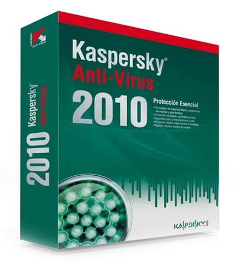 Kaspersky Anti-Virus 2010 v9.0.0.736 Final