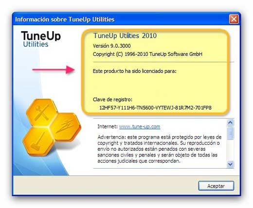 descargar tuneup 2010 gratis en espanol