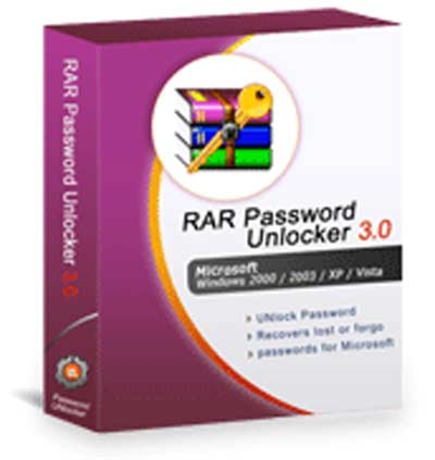 RAR Password Unlocker v3.2.0.1