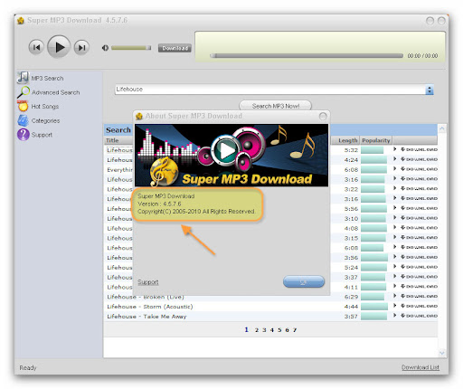 Super MP3 Download PRO 4.5.7.6 – Poderoso Gestor de Descargas MP3