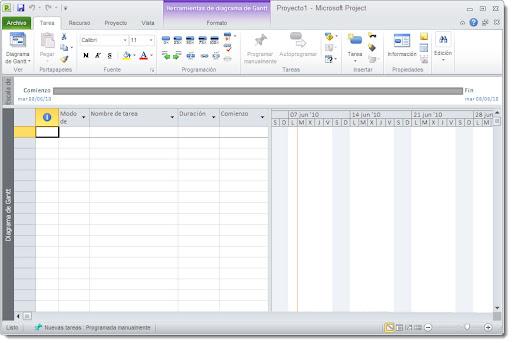 Microsoft Project Professional 2010 Final (Español)