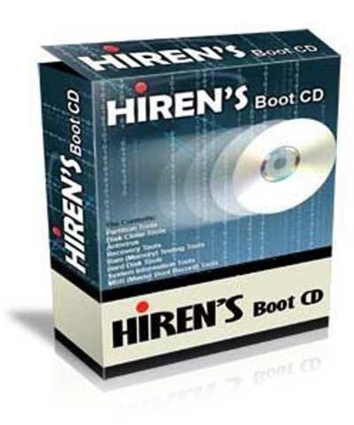 Hiren's BootCD v10.6