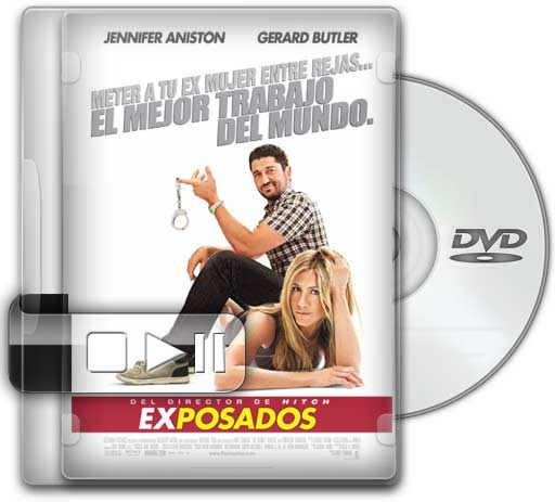 El Caza Recompensas (The Bounty Hunter) (Español Latino) (DVDRip) (2010)