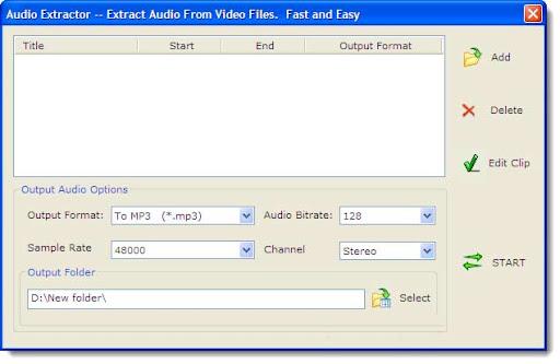 AoA Audio Extractor Platinum v2.2.6 - Extrae audio de video (VARIOS SERVIDORES) - Descargar Gratis