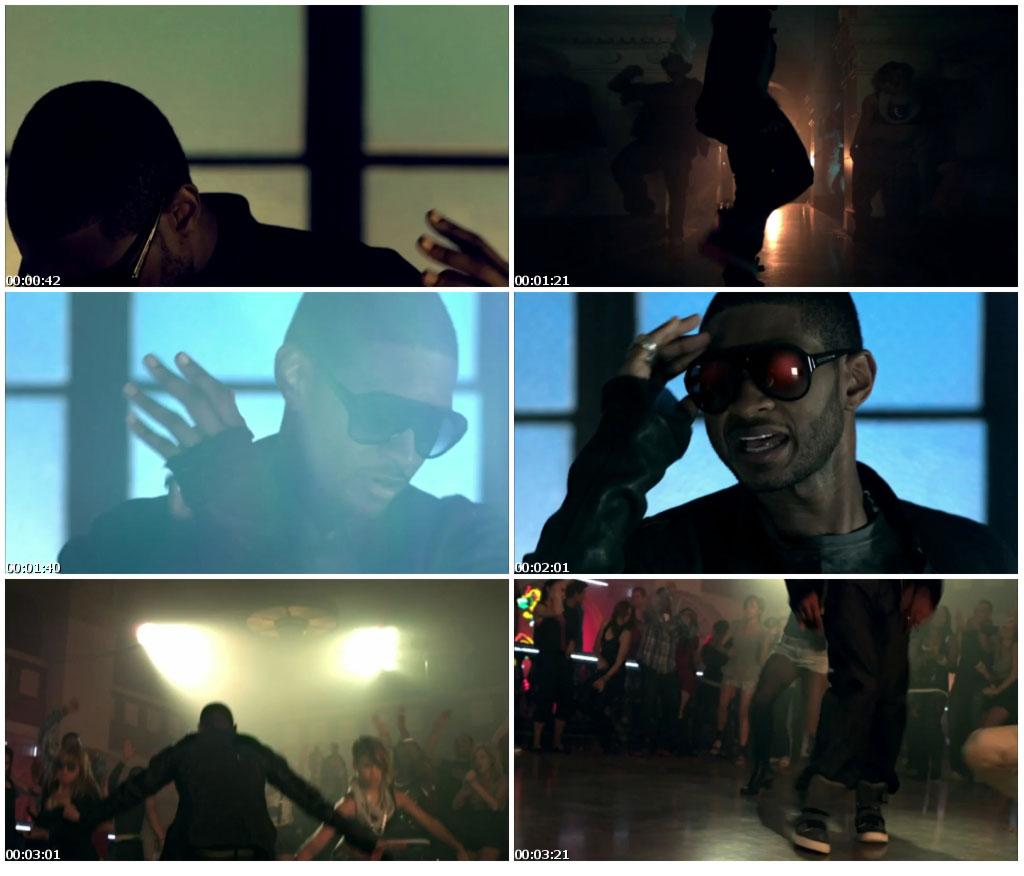DJ Got Us Fallin' In Love - Usher Ft. Pitbull (Videoclip)