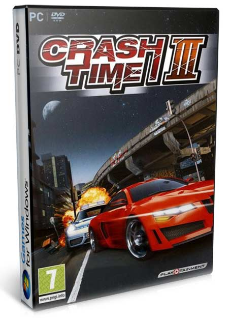 Crash Time 3 (PC-GAME) (DVD)