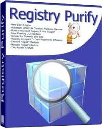 Registry Purify v5.11 - Limpia y Analiza el Registro