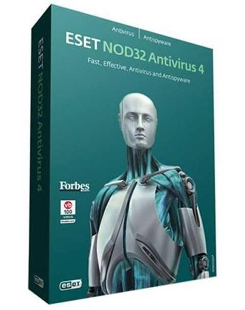 ESET NOD32 Antivirus v4.2.64.12 Standard/Business Edition (Español) (32 bits - 64 bits)
