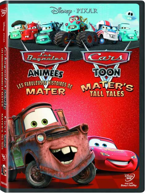Car Toons: Disparates de Mate (Español Latino) (DVDRip) (2010)
