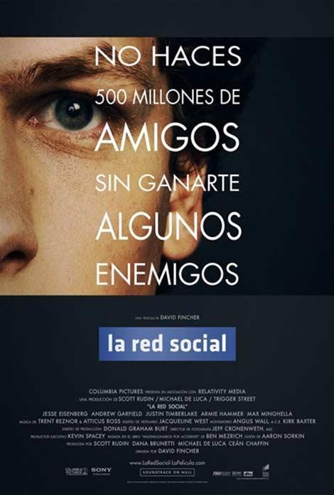 La Red Social DVDRip Latino 1 Link