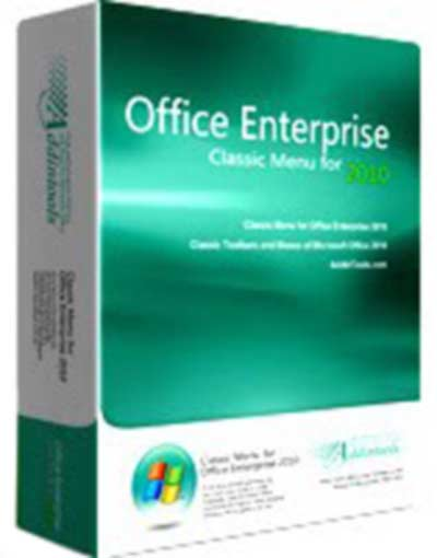 Classic Menu for Office Enterprise 2010 v3.01 (Multilenguaje) (32 - 64 bits)