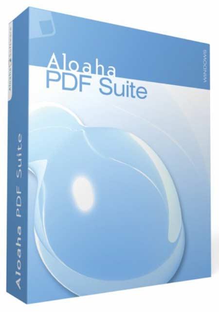 Aloaha PDF Suite Pro v3.9.323 - Crea y Edita PDF