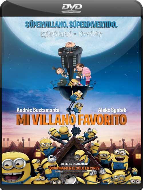 Mi Villano Favorito (Español Latino) (DVDRip) (2010)