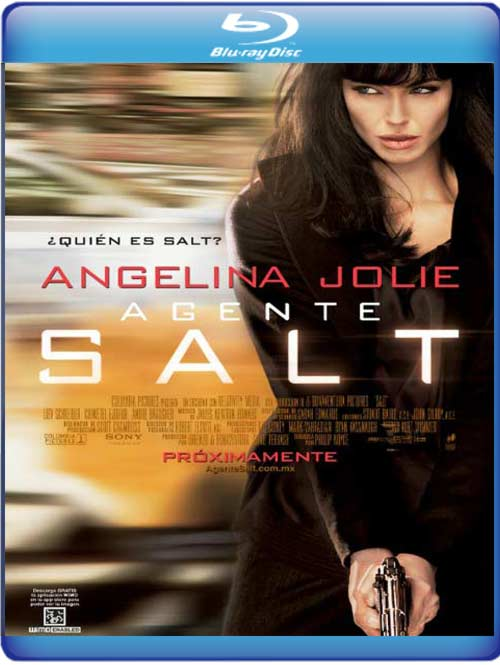 Agente Salt (Version Extendida) (Español Latino) (BRrip) (2010)